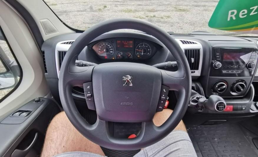 Peugeot Boxer 2.0 HDI 163 KM, Bluetooth, Komputer Pokładowy, Polskie Menu zdjęcie 10