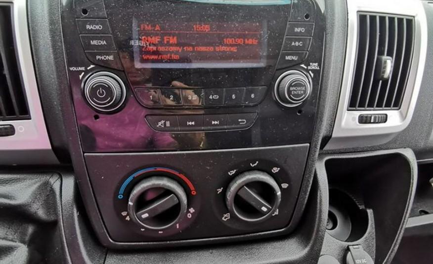 Peugeot Boxer 2.0 HDI 163 KM, Bluetooth, Komputer Pokładowy, Polskie Menu zdjęcie 13