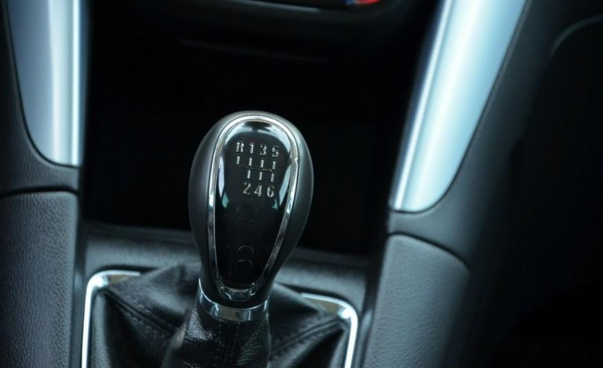 Opel Zafira Zafira Opłacona 1.6CDTI 136KM Bi-Xenon Navi Serwis Alu Gwarancja zdjęcie 39
