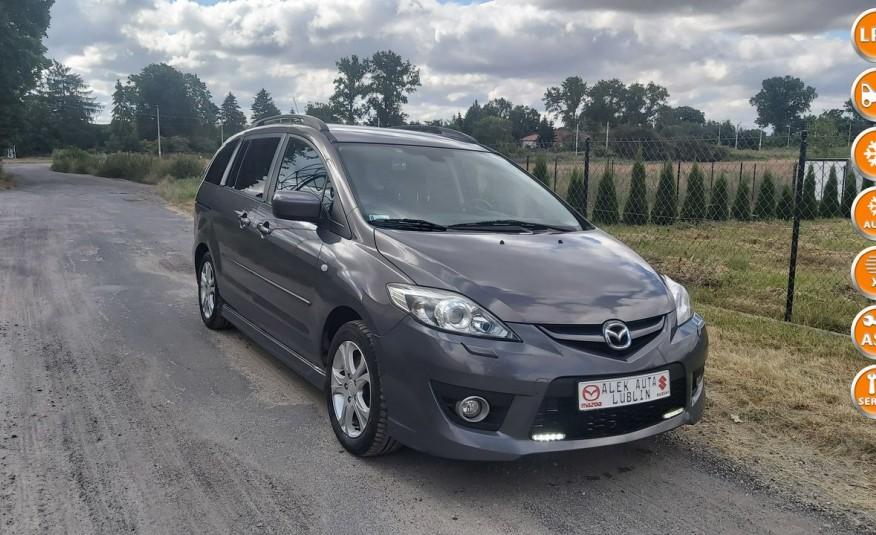 Mazda 5 LIFT 2.0B Z GAZEM ZAREJESTROWANE zdjęcie 1
