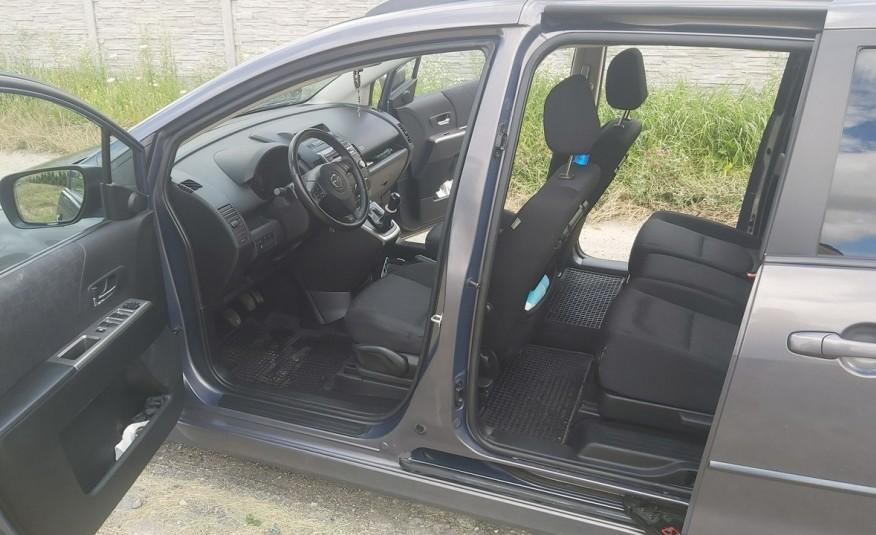 Mazda 5 LIFT 2.0B Z GAZEM ZAREJESTROWANE zdjęcie 7