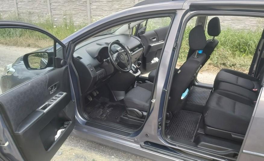 Mazda 5 LIFT 2.0B Z GAZEM ZAREJESTROWANE zdjęcie 8