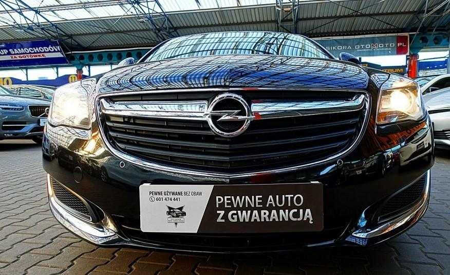 Opel Insignia 3 Lata GWARANCJA I-wł Kraj Duży wybór 1.8i 140KM FV vat 23% 4x2 zdjęcie 1