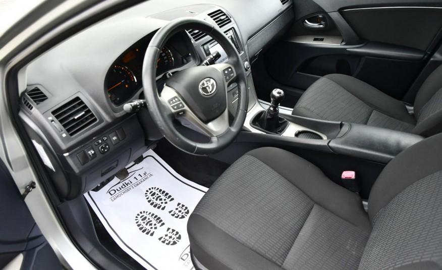 Toyota Avensis 1.8b Alu, Serwis, Navigacja, Manual, Hak, Isofix, Tempomat, GWARANCJA zdjęcie 13