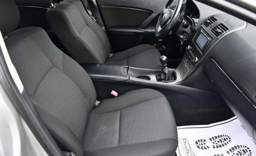 Toyota Avensis 1.8b Alu, Serwis, Navigacja, Manual, Hak, Isofix, Tempomat, GWARANCJA zdjęcie 20