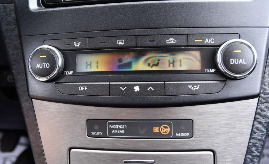 Toyota Avensis 1.8b Alu, Serwis, Navigacja, Manual, Hak, Isofix, Tempomat, GWARANCJA zdjęcie 29