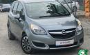 Opel Meriva Raty bez Bik i KRD, 140 KM.6 BIEGÓW, LIFT, klimatronic, PDC Gwarancja zdjęcie 1