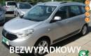 Dacia Lodgy 1.5 dCI, 7-mio osobowy, nawigacja zdjęcie 1