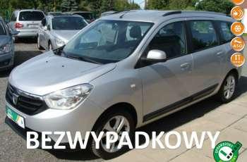 Dacia Lodgy 1.5 dCI, 7-mio osobowy, nawigacja