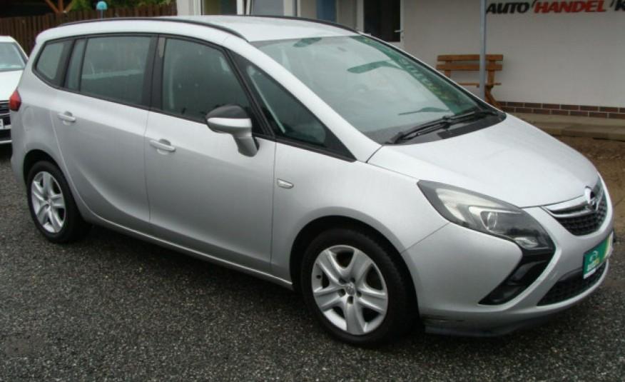 Opel Zafira 2.0 CDTI, 7 - mio osobowa, nawigacja, tempomat, zdjęcie 2