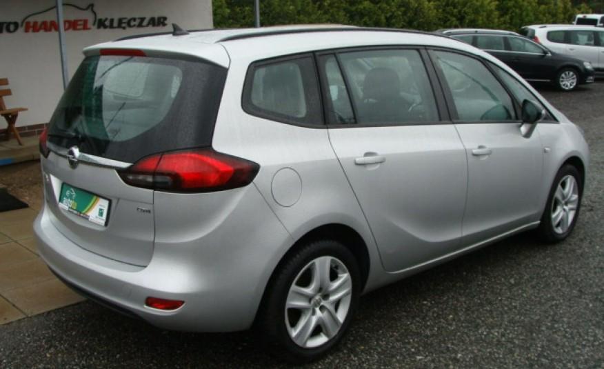 Opel Zafira 2.0 CDTI, 7 - mio osobowa, nawigacja, tempomat, zdjęcie 3
