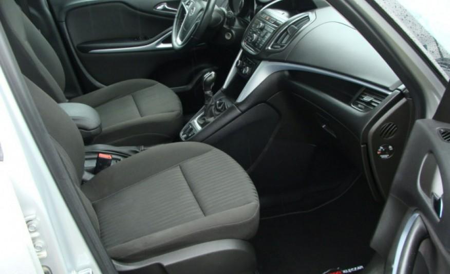 Opel Zafira 2.0 CDTI, 7 - mio osobowa, nawigacja, tempomat, zdjęcie 6