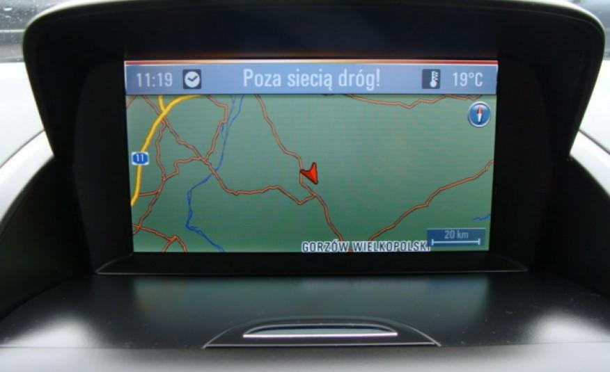 Opel Zafira 2.0 CDTI, 7 - mio osobowa, nawigacja, tempomat, zdjęcie 13