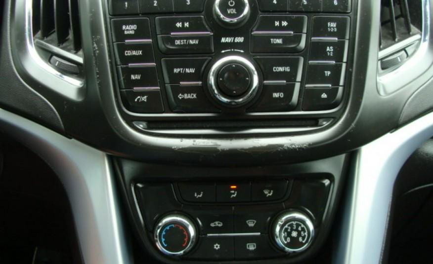 Opel Zafira 2.0 CDTI, 7 - mio osobowa, nawigacja, tempomat, zdjęcie 14