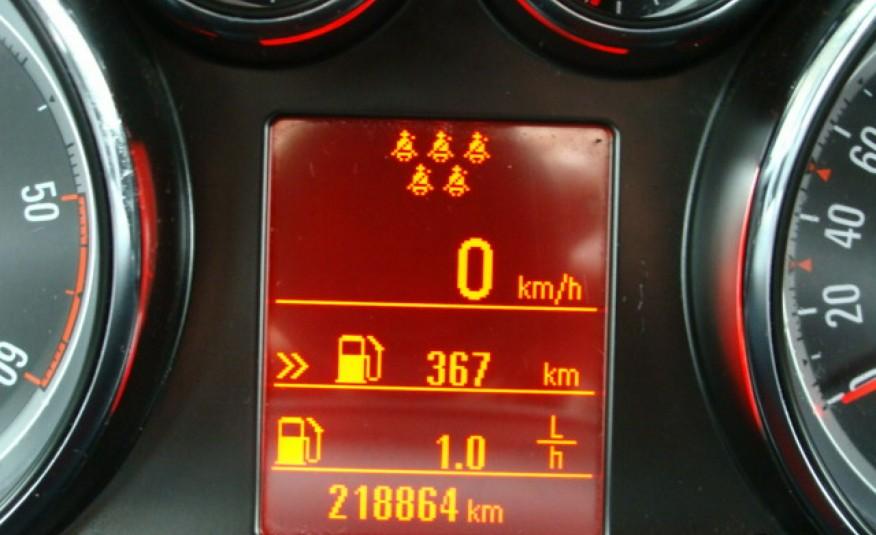 Opel Zafira 2.0 CDTI, 7 - mio osobowa, nawigacja, tempomat, zdjęcie 19