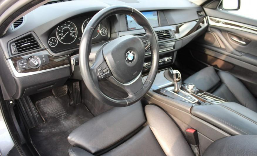 BMW 550 zarejestrowany, skóra, AUTOMAT zdjęcie 7
