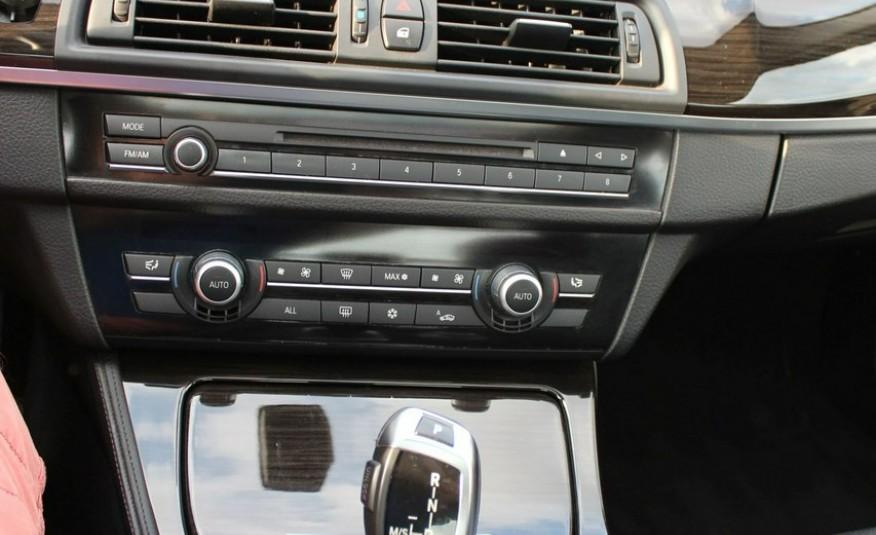 BMW 550 zarejestrowany, skóra, AUTOMAT zdjęcie 8