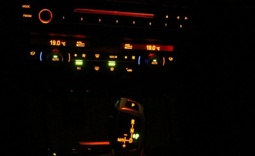 BMW 550 zarejestrowany, skóra, AUTOMAT zdjęcie 9