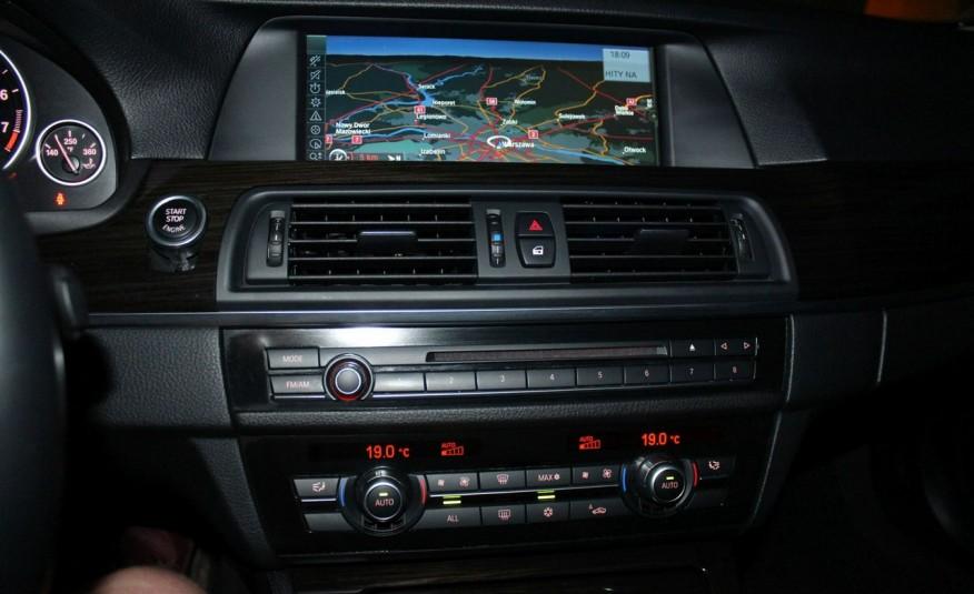 BMW 550 zarejestrowany, skóra, AUTOMAT zdjęcie 10