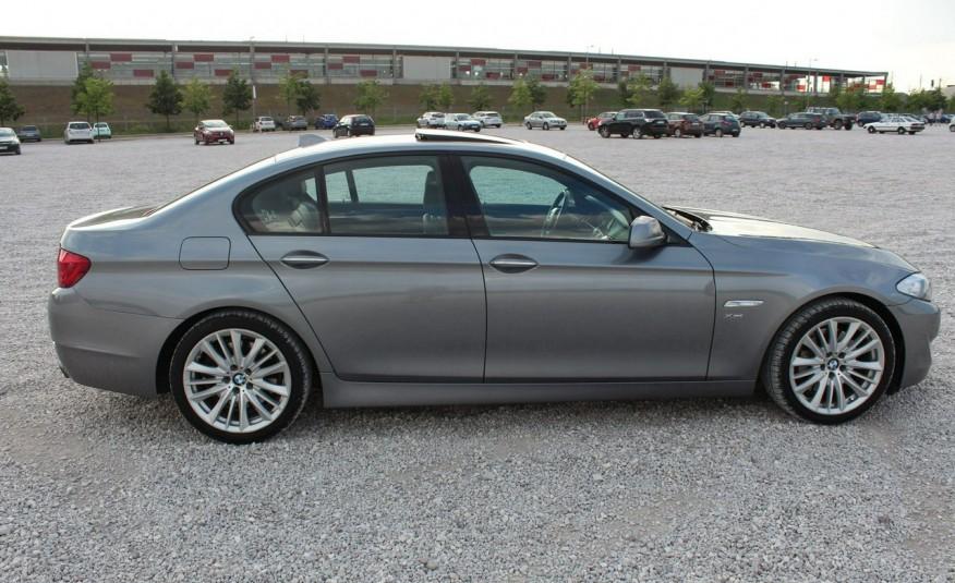 BMW 550 zarejestrowany, skóra, AUTOMAT zdjęcie 11
