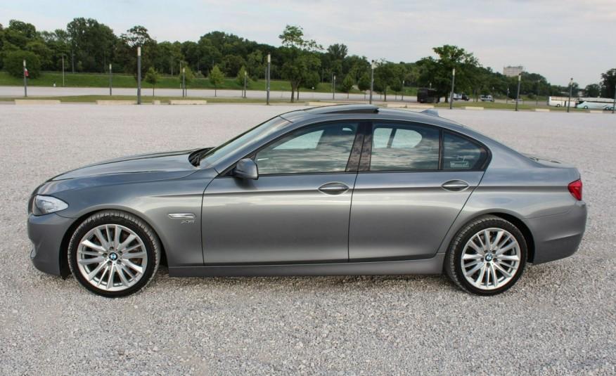 BMW 550 zarejestrowany, skóra, AUTOMAT zdjęcie 12