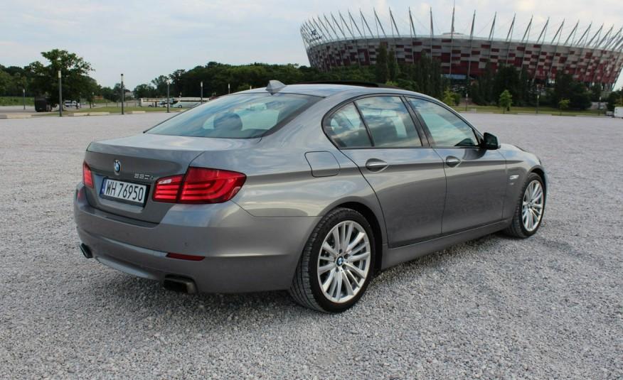 BMW 550 zarejestrowany, skóra, AUTOMAT zdjęcie 15