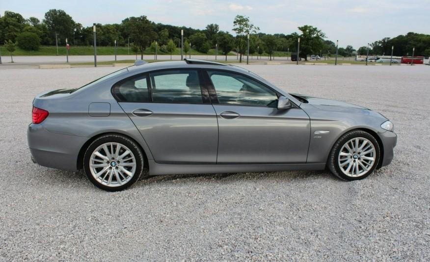 BMW 550 zarejestrowany, skóra, AUTOMAT zdjęcie 16