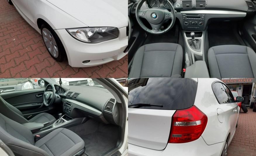 BMW 116 116i, 2.0b/122KM, pisemna gwarancja, auto po opłatach zdjęcie 9