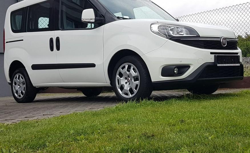Fiat Doblo 5 OSÓB KLIMA 2xDRZWI BOCZNE PRZESUWNE KRAJOWY I-WŁAŚCICIEL zdjęcie 30