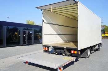 Inny Zabudowa kontener SAXAS , winda załadowcza Dhollandia 1.000kg , pilot , 6 x 2, 5 x 2.4m , 2018 , Zabudowa kontener , skrzynia , furgon , izoterma 6x2