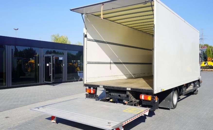 Inny Zabudowa kontener SAXAS , winda załadowcza Dhollandia 1.000kg , pilot , 6 x 2, 5 x 2.4m , 2018 , Zabudowa kontener , skrzynia , furgon , izoterma 6x2 zdjęcie 1