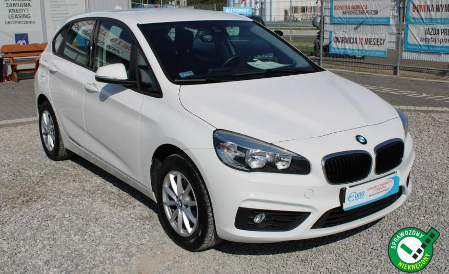 BMW 218 Pakiet serwisowy, Salon Pl.37 tys.km, gwarancja, faktura vat, automat, zdjęcie 1