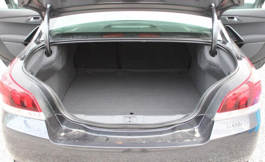 Peugeot 508 SalonPL Gwarancja F-VAT Full Led zdjęcie 10