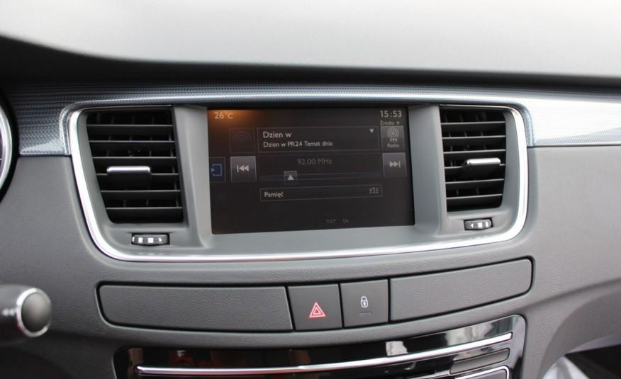 Peugeot 508 SalonPL Gwarancja F-VAT Full Led zdjęcie 13
