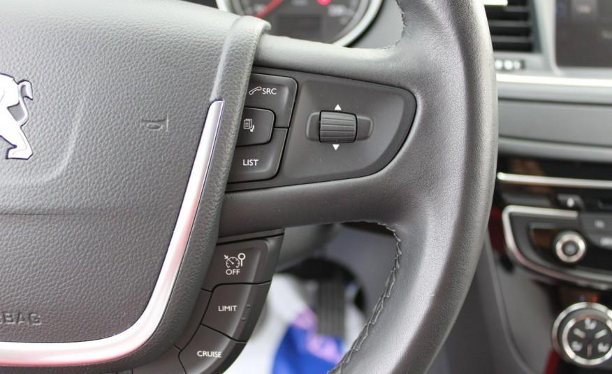 Peugeot 508 SalonPL Gwarancja F-VAT Full Led zdjęcie 16
