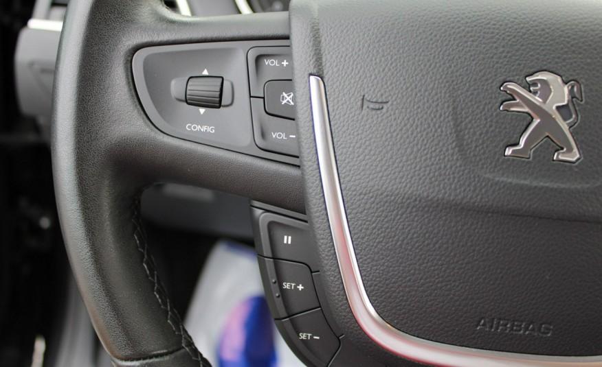 Peugeot 508 SalonPL Gwarancja F-VAT Full Led zdjęcie 17