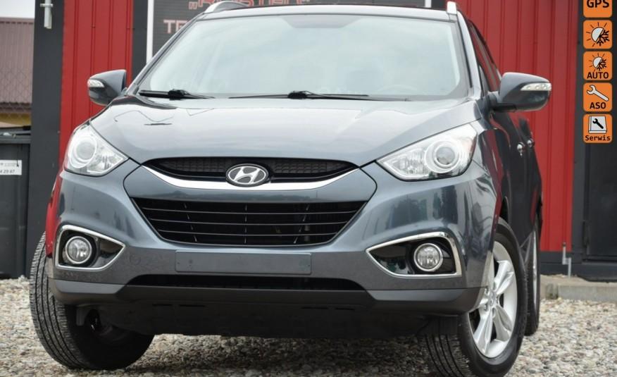 Hyundai ix35 Opłącony 2.0CRDI Serwis Skóra Kamera Navi Alu Gwarancja zdjęcie 1