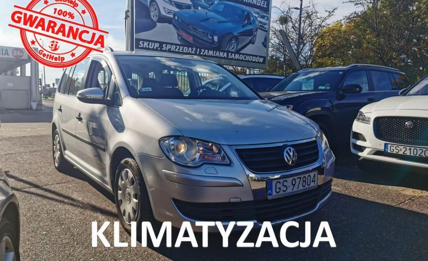 Volkswagen Touran 1.9 TDI 105 KM, Tempomat, Relingi, Komputer Pokładowy, Isofix zdjęcie 1