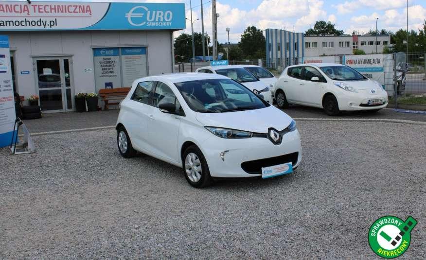 Zoe Renault ZOE Q90 Z.E. 40 Life EE Salon Polska F-vat Gwarancja Netto zdjęcie 1