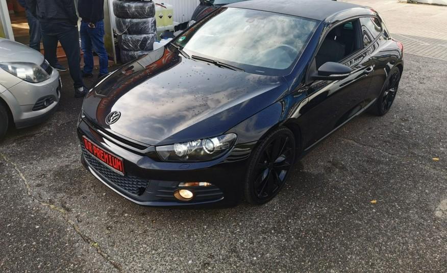 Volkswagen Scirocco 1.4 TFSI 160 KM, Alufelgi, Klimatyzacja, Grzane Fotele, Xenon, LED zdjęcie 4
