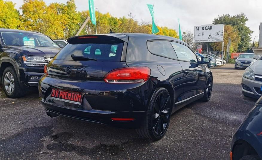 Volkswagen Scirocco 1.4 TFSI 160 KM, Alufelgi, Klimatyzacja, Grzane Fotele, Xenon, LED zdjęcie 6