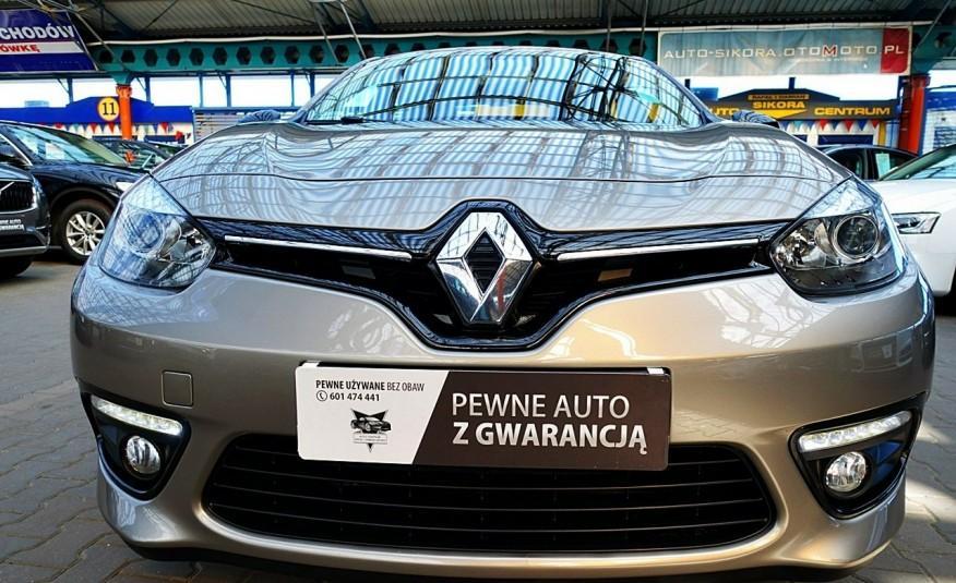 Renault Fluence 3 Lata GWARANCJA I-wł Kraj Bezwypadkowy LIMITED 110KM FV23% 4x2 zdjęcie 1