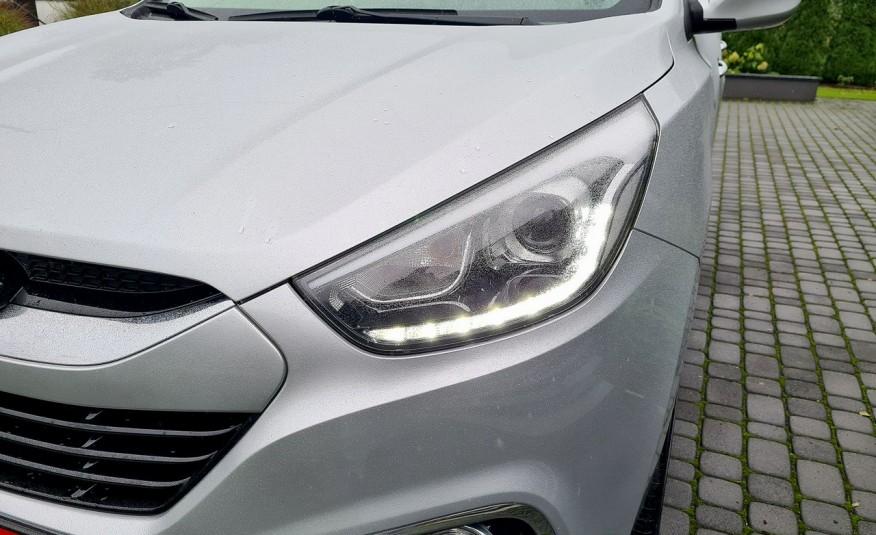 Hyundai ix35 91Tyś Km. Po Liftingu Ledy Duża Nawigacja Kamera Key&Go zdjęcie 4