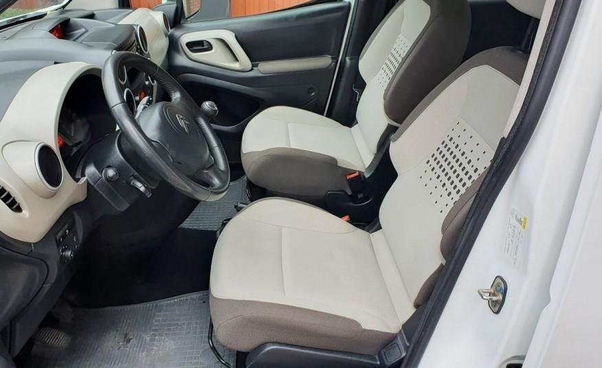 Citroen Berlingo XTR .1.6 HDI 102 KM, Nowy model, SALON PL, I WŁ, Serwis ASO , F.vat 23% zdjęcie 12