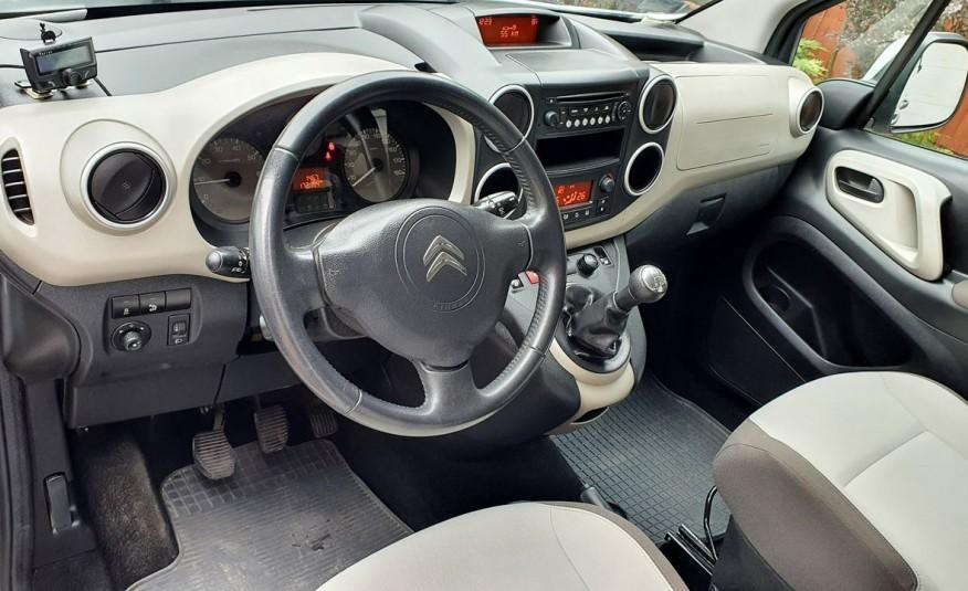 Citroen Berlingo XTR .1.6 HDI 102 KM, Nowy model, SALON PL, I WŁ, Serwis ASO , F.vat 23% zdjęcie 13