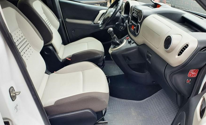 Citroen Berlingo XTR .1.6 HDI 102 KM, Nowy model, SALON PL, I WŁ, Serwis ASO , F.vat 23% zdjęcie 17