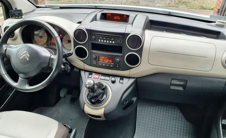 Citroen Berlingo XTR .1.6 HDI 102 KM, Nowy model, SALON PL, I WŁ, Serwis ASO , F.vat 23% zdjęcie 19
