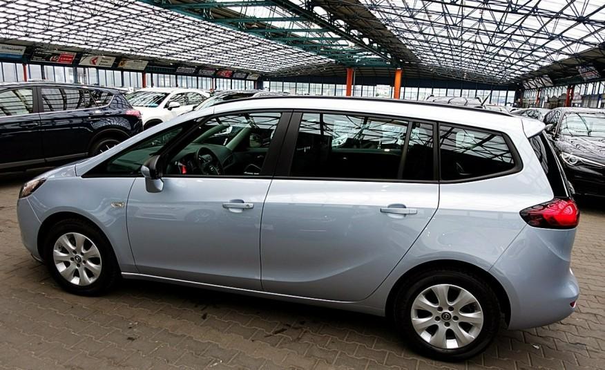 Opel Zafira 3 Lata GWARANCJA I-wł Kraj Bezwypadkowy 140KM 7-osób vat 23% TEMPOMAT 4x2 zdjęcie 6