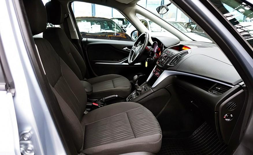 Opel Zafira 3 Lata GWARANCJA I-wł Kraj Bezwypadkowy 140KM 7-osób vat 23% TEMPOMAT 4x2 zdjęcie 9