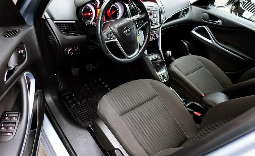 Opel Zafira 3 Lata GWARANCJA I-wł Kraj Bezwypadkowy 140KM 7-osób vat 23% TEMPOMAT 4x2 zdjęcie 13